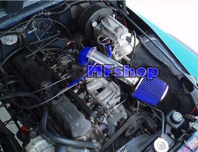 Black Blue For LONG 1991-1995 Jeep Wrangler 2.5L 4.0L L4 I6 Air Intake Filter