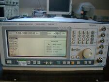 Rohde Amp Schwarz Smiq04b Vector Signal Generator Opt Sm B1120121445474850