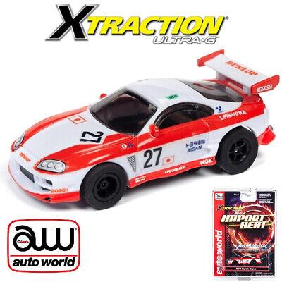 NEW Auto World 00174 HO Slot Car Intersection Track FREE US SHIP