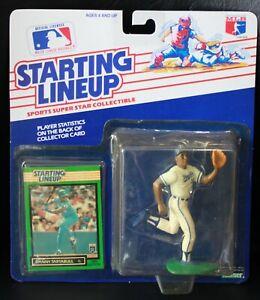 Danny Tartabull 1989 Starting Lineup Kansas City Royals