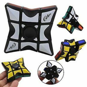 DéVoué Nouveau Fidget Spinner Rubik Cube Gyro Rubix Mind Puzzle Game Kids Magic-afficher Le Titre D'origine AgréAble En ArrièRe-GoûT