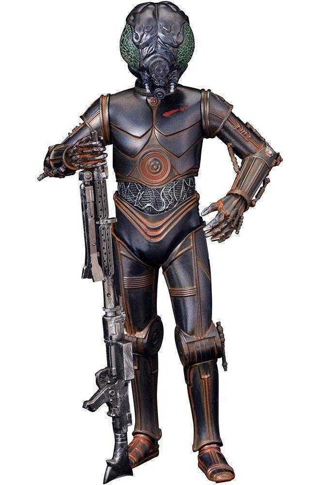 Star Wars ARTFX+ Statue 1 10 Bounty Hunter 4-LOM 17 cm Kotobukiya