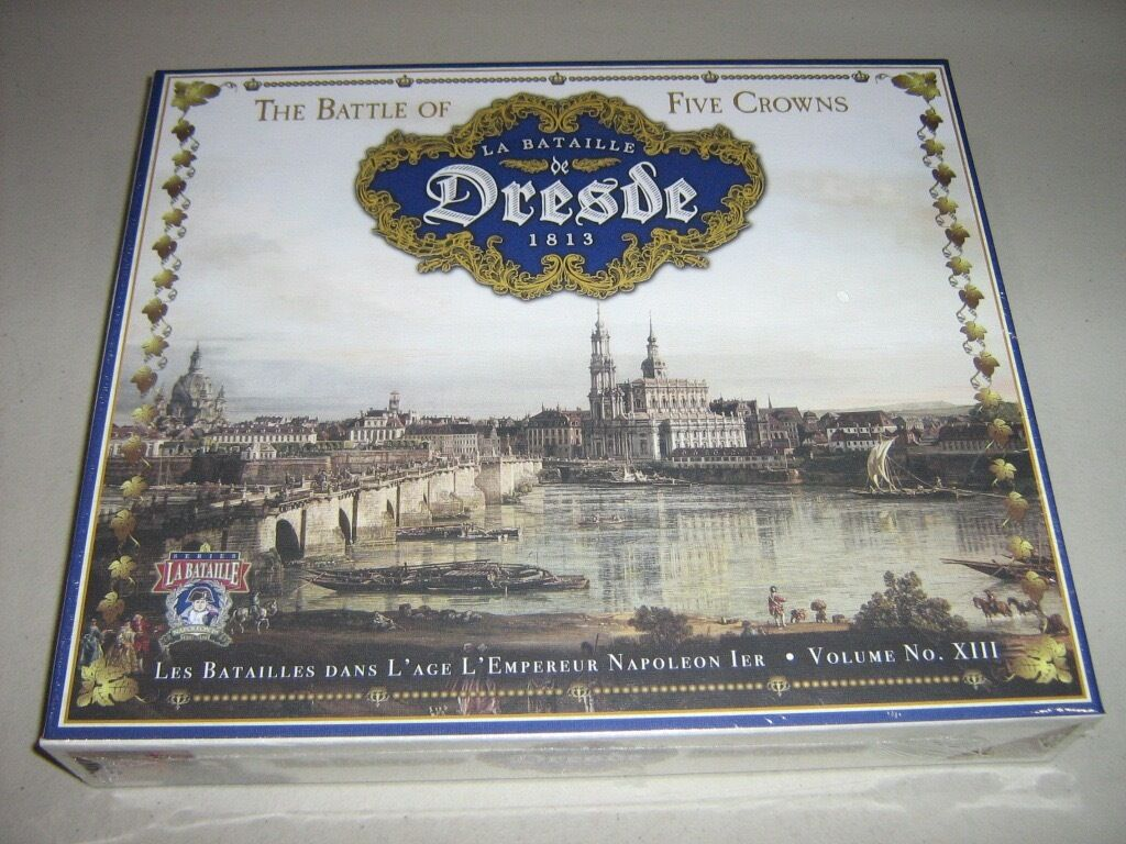 La Basize de Dresde 1813 (New)