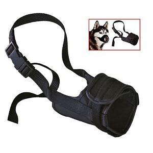 Ferplast-Seguro-Ajustable-Acolchado-Bozal-bozales-todos-los-tamanos-para-todos-los-perros-Perro