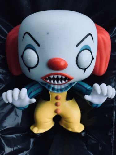 Character Model #55 PENNYWISE The Clown IT Movie Figure Brand New FUNKO POP