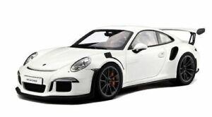 1:12 Gt-spirit #gt140 2016 Porsche 911 991 Gt3 Rs Blancheur