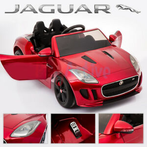 feb7a1a9666 Image is loading JAGUAR-F-TYPE-OFFICIALLY-LICENSED-ELECTRIC-BATTERY-REMOTE-