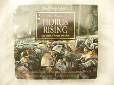 HORUS HERESY DAN ABNETT HORUS RISING x5 cd pack EX+