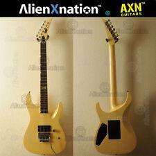 1985 ESP M1 Custom Neck Through guitar White marked #856