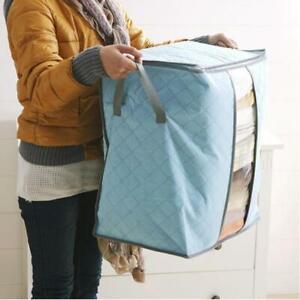 Foldable-Storage-Bag-Clothes-Pouches-Blanket-Quilt-Organizer-Sweater-Box-C-Z9X3