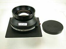 SINAR Rodenstock Sinaron S MC5,6/300 300 300mm F5,6 DB Platine lens board 72°/15