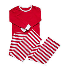 item 4 UK Women Men Matching Family Christmas Sleepwear Stripe Pajamas Xmas  Pyjamas Set -UK Women Men Matching Family Christmas Sleepwear Stripe Pajamas  ... ea7c5db84