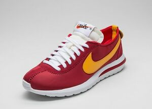 Nike Roshe Cortez University Red Gold UK 5.5 EUR 38.5