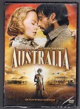 dvd AUSTRALIA Nicole KIDMAN Hugh JACKMAN