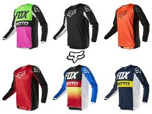 2020 Fox Racing 180 Prix Black//Pink Off Road MX ATV SxS Jersey Kid/'s Small NEW