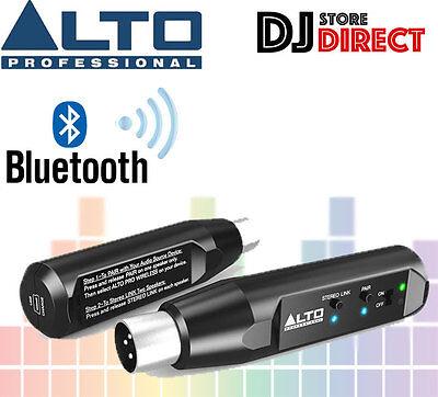 Alto Bluetooth Total Xlr Bluetooth Wireless Receiver