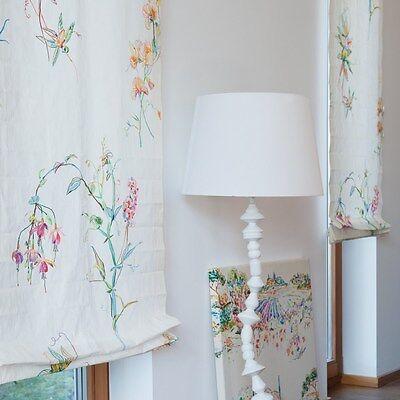 """stoffdesign!s Romantik""**LOUMARIN*entzückende Blumenwiese/Sommerfarben!  JAB"