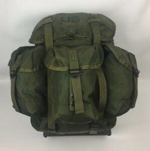 New-USGI-ALICE-LC2-Combat-Field-Pack-Medium-Rucksack-Backpack-amp-Shoulder-Straps