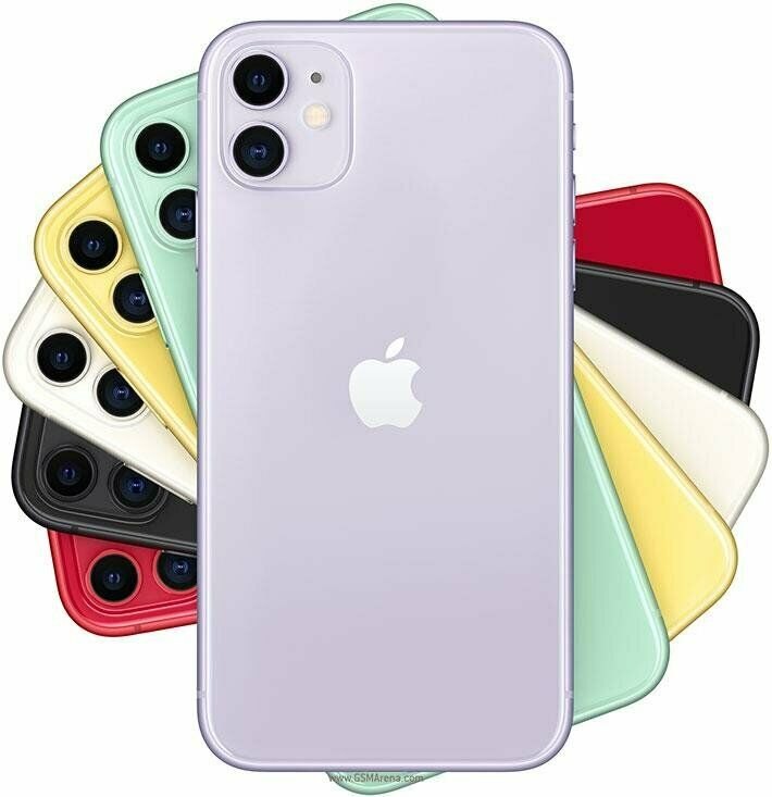 Iphone 11 64gb BRAND NEW SEALED ICASA APPROVED