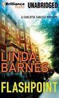 Flashpoint by Linda Barnes (CD-Audio, 2014)