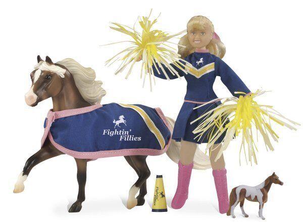 Breyer Horse - Pony Pep Rally #1424 NIB     RETIRED  FREE SHIPPING