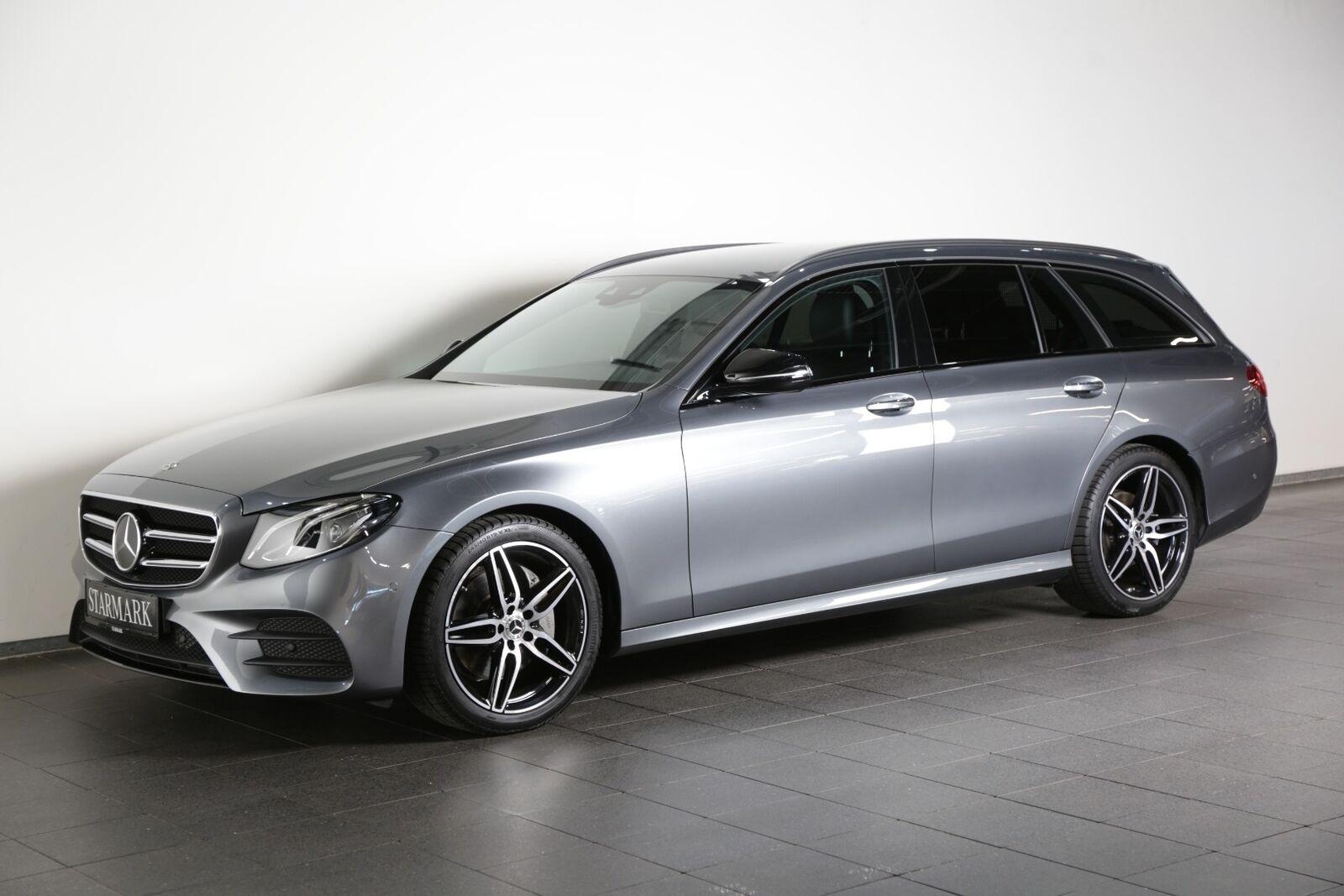 Mercedes E220 d 2,0 AMG Line stc. aut. 5d - 599.900 kr.