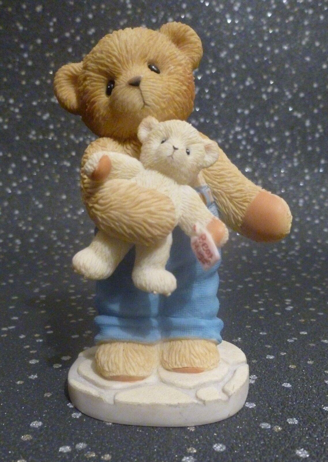CHERISHED TEDDIES HILLMAN JONAH BY HILLMAN TEDDIES FAMILY 2004 RETIROT cd8d99