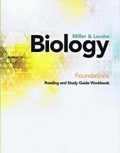 MILLER-LEVINE-BIOLOGY-2019-FOUNDATIONS-WORKBOOK-STUDENT-EDITION-GRADE-9-10-by