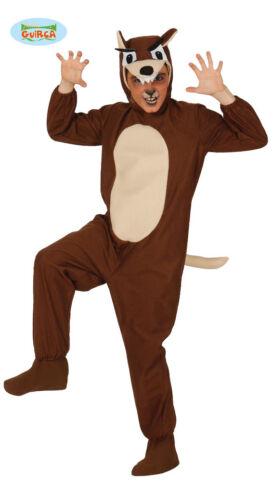 GUIRCA Costume vestito lupo animali  carnevale bambino mod 8327/_