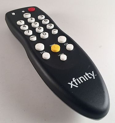 COMCAST XFINITY REMOTE CABLE DTA, UNIVERSAL REMOTE CONTROL w/ BATTERY  INCLUDED  | eBay