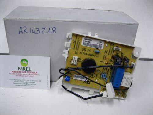 SCHEDA ELETTRONICA TIMER BIT100 N1045048 LAVASTOVIGLIE INDESIT ARISTON C00143218