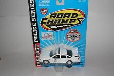 Road Champs Die Cast Police Series 1:43 Scale, Comanche Tribe Police Department