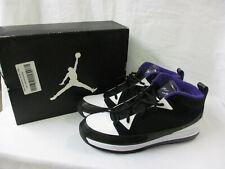 official photos 90105 07f6b item 5 Nike Jordan Flight 9 Max RST- 486875-007 2011 Pu Bk Wh Size 17 (CI) -Nike  Jordan Flight 9 Max RST- 486875-007 2011 Pu Bk Wh Size 17 (CI)