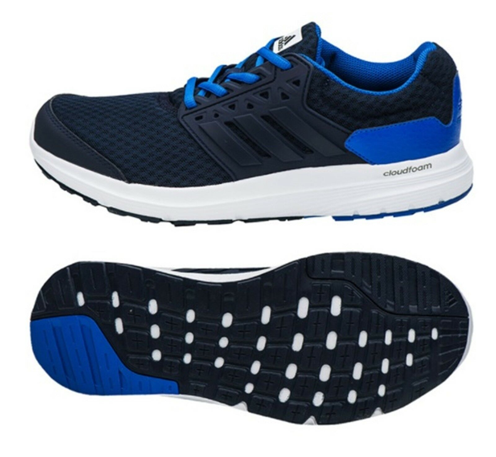 Adidas Men Galaxy 3 Training shoes Navy Casual Running Sneakers GYM shoes BB4360