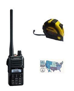 Yaesu-FT-65R-VHF-UHF-5W-Handheld-Transceiver-with-FREE-Radiowavz-Antenna-Tape