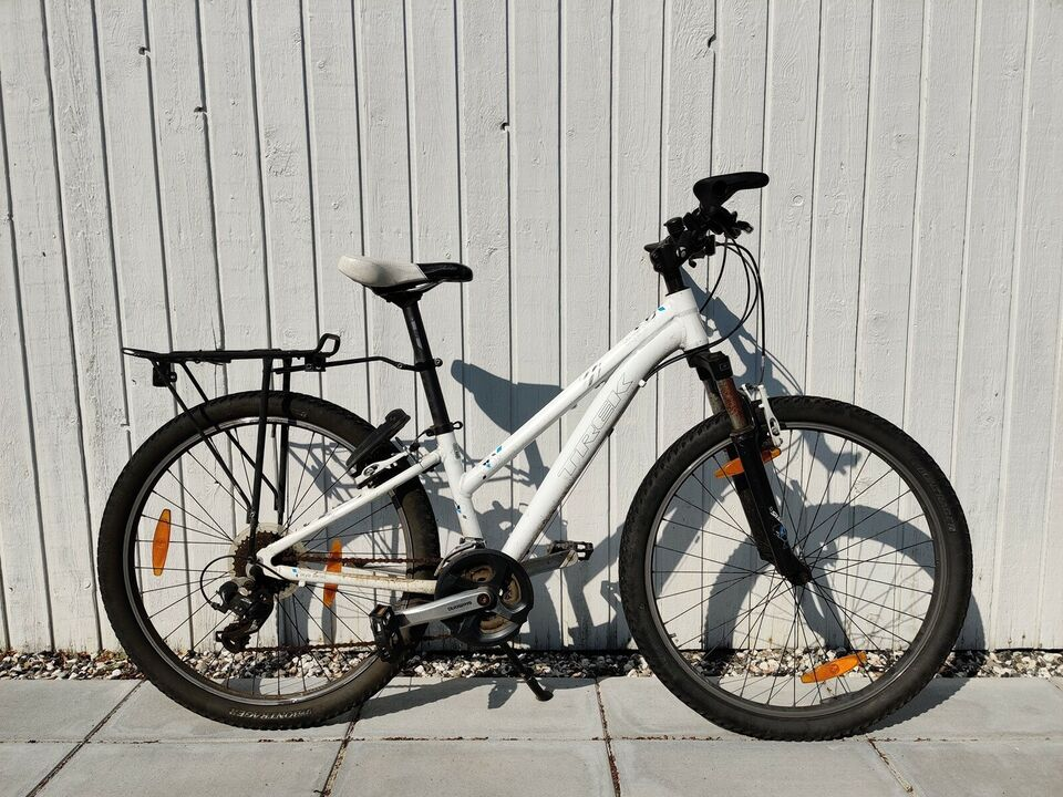 Pigecykel, mountainbike, Trek