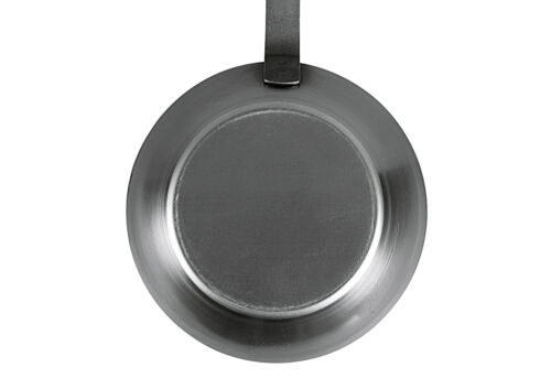 Turk Fer Poêle 24 cm plat avec tige et œillet Poêle Poêle Grill Poêle NEUF