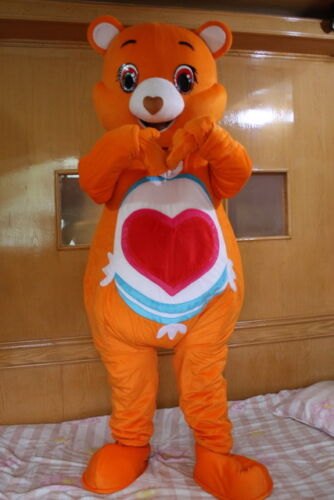 2019 Care Bear Mascot Costume Birthday party Fancy Dress Adults Size halloween