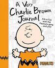Peanuts: A Very Charlie Brown Journal by Scholastic (Hardback, 2015)