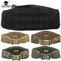 Emerson Hunting Molle Waist Belt Hunting Padded Combat Waistband Tactical