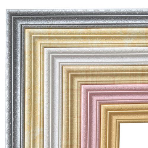 3D Self adhesive Waterproof Pattern Wallpaper Border Decor Removable Stickers vi