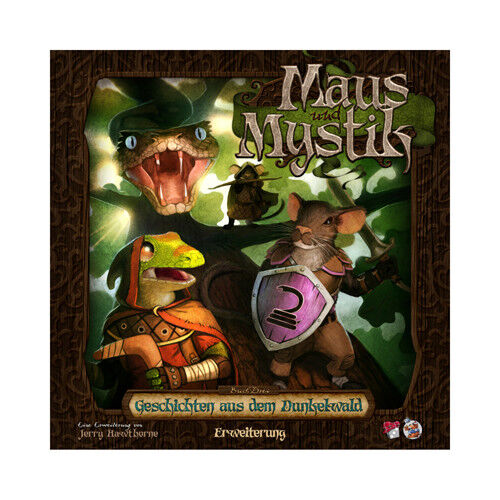 Mouse and Mystic - Stories from the Dark Forest - Extension