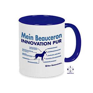 Tasse-Kaffeebecher-INNOVATION-BEAUCERON-Teileliste-Hund-Hunde-Siviwonder