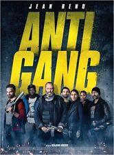 Affiche 40x60cm ANTIGANG 2015 Jean Reno, Caterina Murino, Alban Lenoir NEUVE