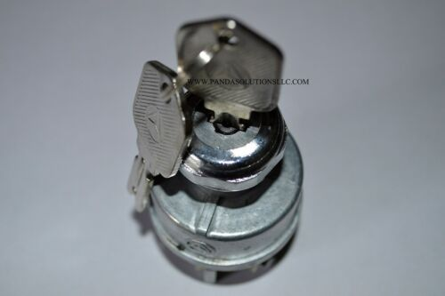 CLARK FORKLIFT TRUCK C25CLC232L IGNITION SWITCH WITH KEYS