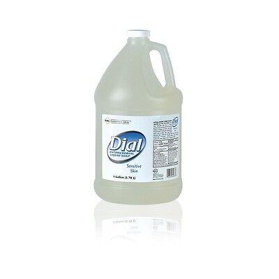 Dial Liquid Antibacterial Sensitive Hand Soap No