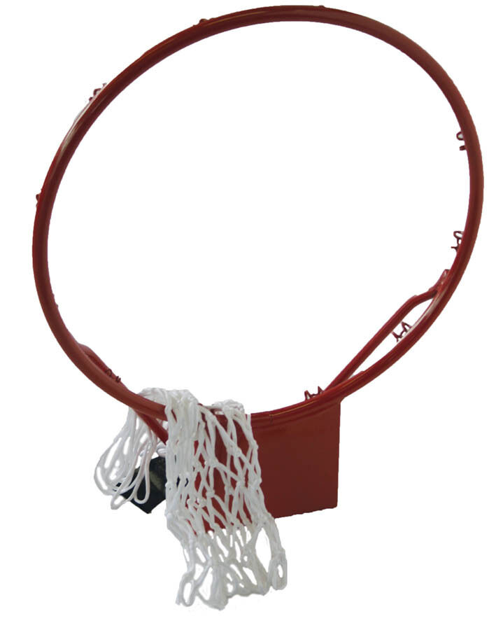 Basketball Basketball Basketball Ring mit Netz. Massiver Ring aus Metall. Basketballkorb, Korb 1e05e8