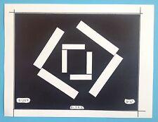 ILSE BING (1899-1998) Rare Offset Original de 1975 Authentique 40ans 8=4x2