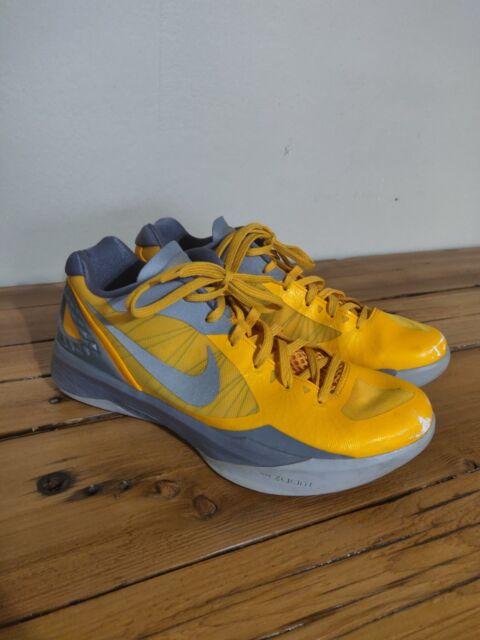 online retailer 00b43 4c94d Nike Zoom Hyperdunk 2011 LW PE 487637-700 Yellow Basketball Shoes - Men s  10.5
