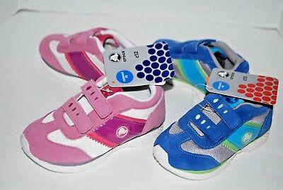 NWT CROCS ADRINA HEARTS GIRLS PURPLE BLUE 6 7 8 9 10 11 toddler sandals shoes